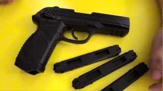 GAMO PT85 Blowback Co2 4.5mm Air Pistol Review