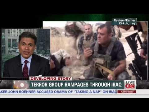 Zakaria praises Petraeus, blames al-Maliki for Iraq Violence