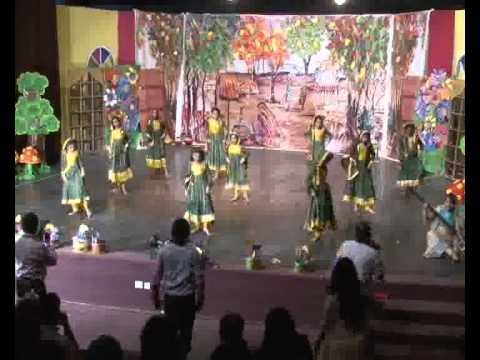 British Grammar School Musical Fiesta 2013 Alhamra Part 03 City42