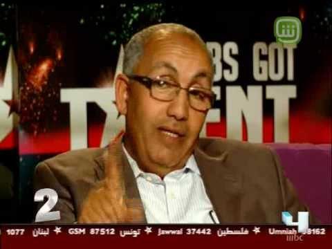 Arabs Got Talent - Semi-final - Ep8 - نور الدين بنوقاص