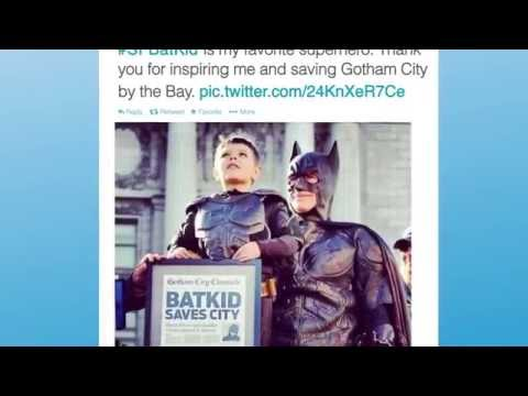 How Clever Girls Collective Helped #Batkid Save The Day