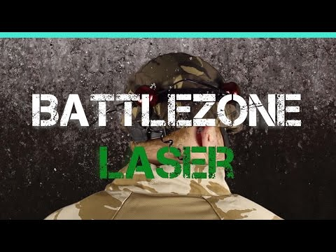 Battlezone Laser | Safety Video & Weapon Tutorial