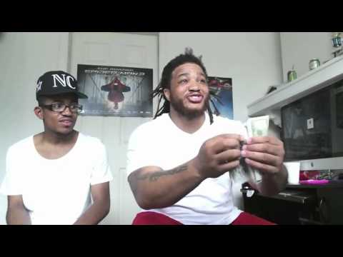 NXTGEN720 Zaire Shows OFF FAKE $12000, Using One Dollar Bills EXPOSED! @BLACKB0ND