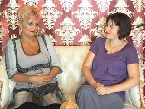 Viata in Armonie cu NICULINA GHEORGHITA.PSIHO-TERAPEUT LA 1 TV NEAMT(4 septembrie 2010)