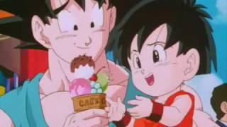 Pide Un Deseo Goku Y Su Familia