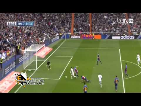Real Madrid 3 - 0 Elche ## Isco [Full HD]