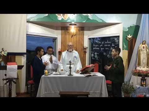 Santa Missa | 15.05.2020 | Sexta-feira | Padre José Sometti | ANSPAZ