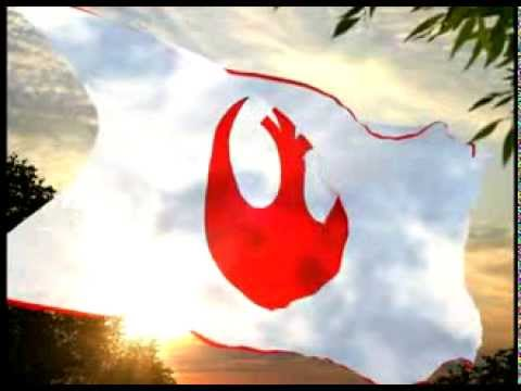Thumbnail of video Rebel Alliance / Alianza Rebelde (**Fictitious state / Estado ficticio / Star Wars)