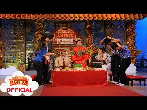 Thiên Đường Ẩm Thực - Tập 13 - Tú Vi, Văn Anh - Full HD (11/10/2015)