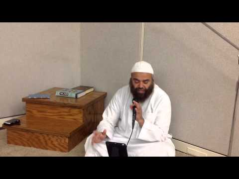 Steadfast From Quran And Sunnah In Tribulations - Ibrahim Zidan (#Almanara) ابراهيم زيدان