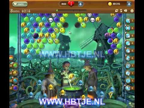 Bubble Witch Saga level 114