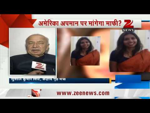 Devyani Khobragade's arrest: Sushilkumar Shinde upset with US delegation