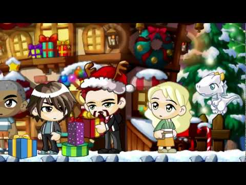 MapleStory: New Leaf Saga Holiday Special, http://maplestory.nexon.net/ The Newest New Leaf Saga celebrates the winner of the New Leaf Casting Contest and Maplemas! Congratulations Learon2 and a Sillo...