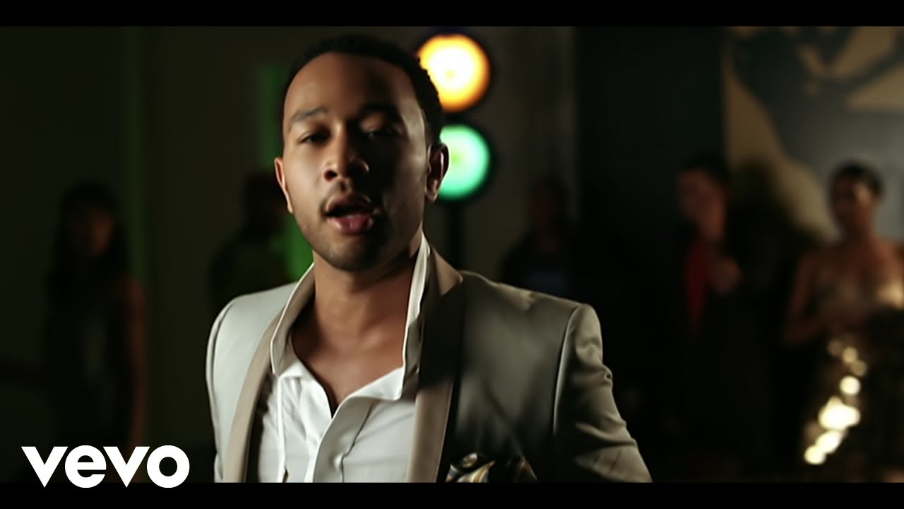 John Legend Green Light Ft Andr 233 3000 Youtube