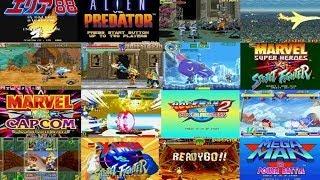How To Get A CPS1-2 (Capcom Play System 1 & 2) Emulator On