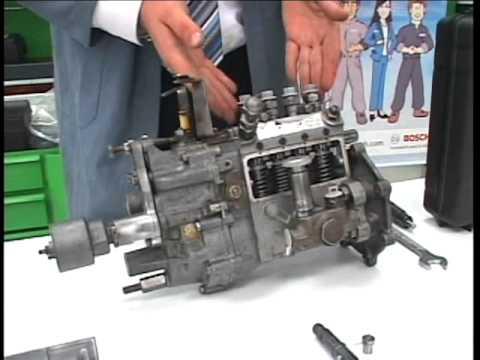 Consejos del Experto en tu Auto:  Bombas de Inyección Diesel