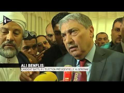 Bouteflika réélu : une élection contestée