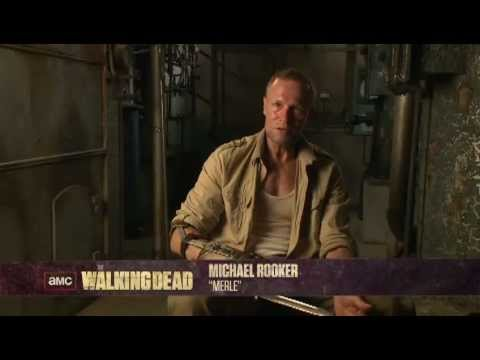 """Inside The Walking Dead 3x06 """"Hounded"""""""