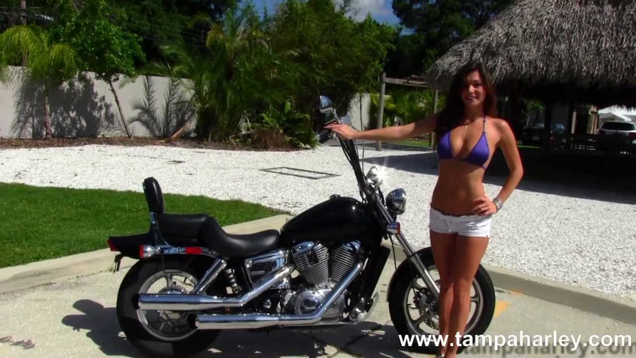 2006 Honda Vt1100c Shadow Spirit Used Motorcycles For