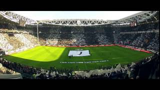 Juventus Stadium: Black and White and Moroder!