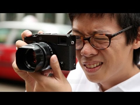 Fujifilm X-Pro1 Hands-on Review