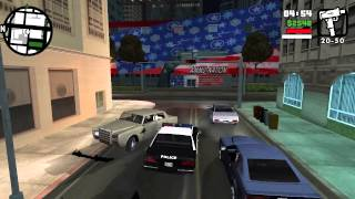 Part 10 Grand Theft Auto San Andreas Gameplay On Nvidia