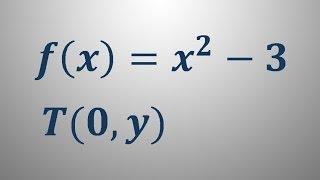 Enačba normale v točki – naloga 2
