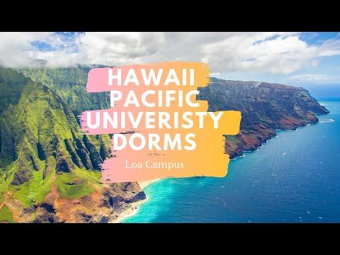 Hawaii Pacific University Tour