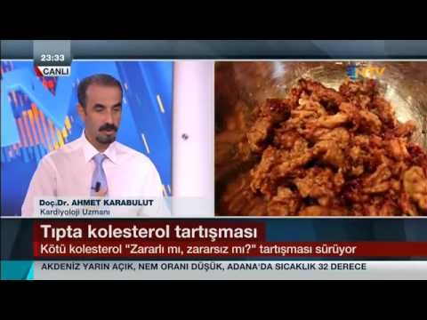 NTV - KOLESTEROL ZARARLI MI?