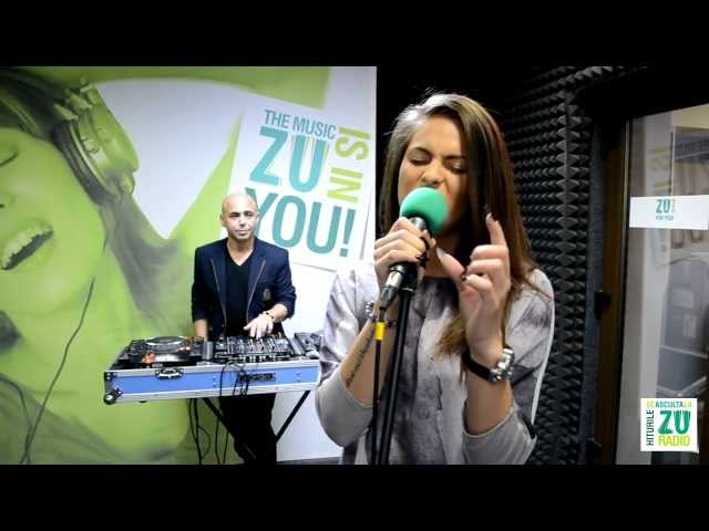 DJ Sava & Raluka - Aroma (Live la Radio ZU)