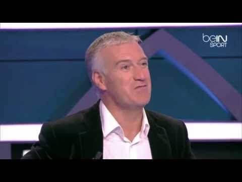 Didier Deschamps moqueur ?