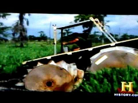 "Ax Men:Shelbys ""Swamp Man"" New Toy - YouTube"