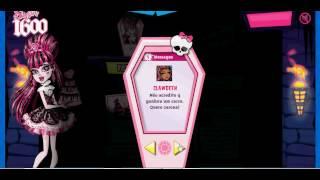 Monster High Jogo Sweet 1600 Draculaura!