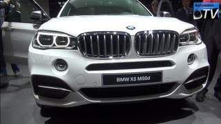 2014 BMW F15 X5 M50d (381hp) In Detail (1080p FULL HD