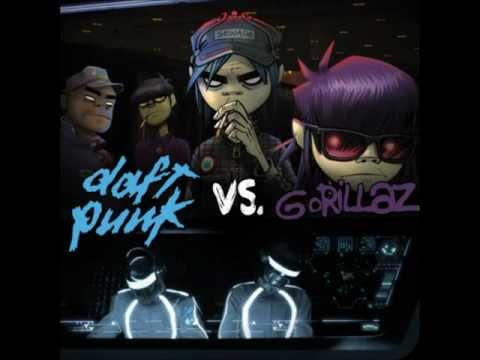 Daft Punk vs. Gorillaz -