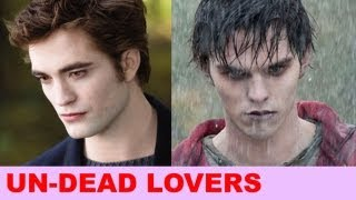 Warm Bodies 2013 Vs Twilight Movies : Beyond The Trailer