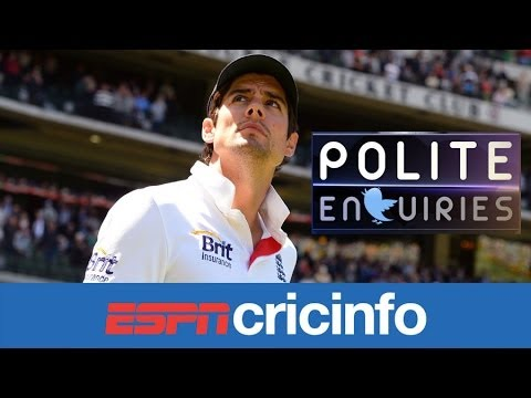 Is Alastair Cook the worst ever England captain? | Polite Enquiries Episode 1
