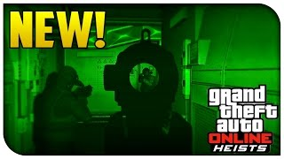 GTA 5 Online NEW Heist Screenshots! Casino Heist? New