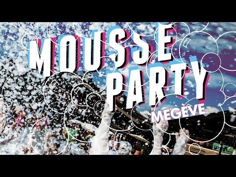 MEGEVE MOUSSE PARTY : RDV SAMEDI 26 JUILLET 2014