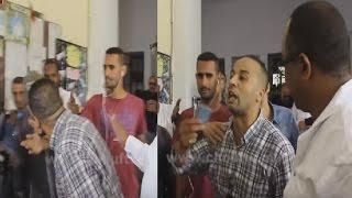 بالفيديو.. شوفو أشنو وقع لحظة تصويت الناصري في انتخابات 7أكتوبر بالبيضاء..الصداع و الغوات |