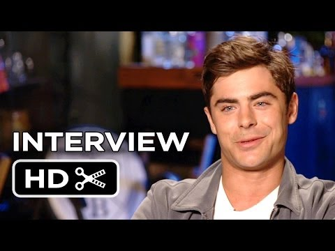 Neighbors Interview - Zac Efron (2014) - Comedy HD