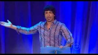 Arj Barker: Is Food Better Than Sex?