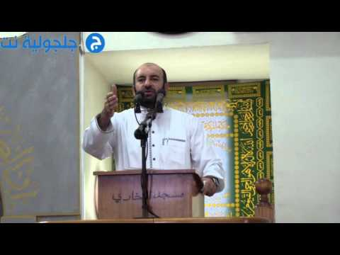 خطبة ومسيرة عيد الاضحى من مسجد البخاري -