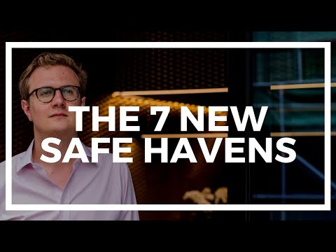 Escape the USA : 7 new safe havens