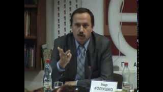 Ігор Коліушко про виконання забов'язань перед підписанням угоди про асоціацію з ЄС