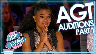 America's Got Talent 2019 | Part 1 | Auditions | Top Talent