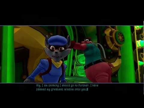 Sly Cooper Thieves in Time Cutscenes Plus Secret Ending HD