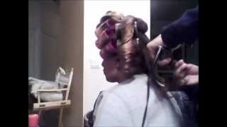 How To: Roller Set On Natural Hair Doobie