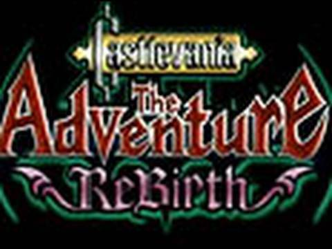 Classic Game Room HD - CASTLEVANIA REBIRTH for Nintendo Wii review