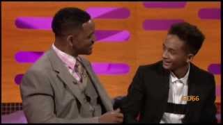 Will & Jaden Smith On The Graham Norton Show (24th May
